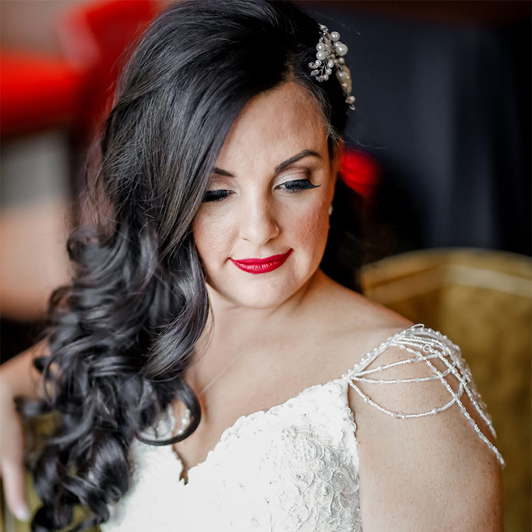 Wedding Hair Services: Bridal Hair & Makeup Services In Latham New York