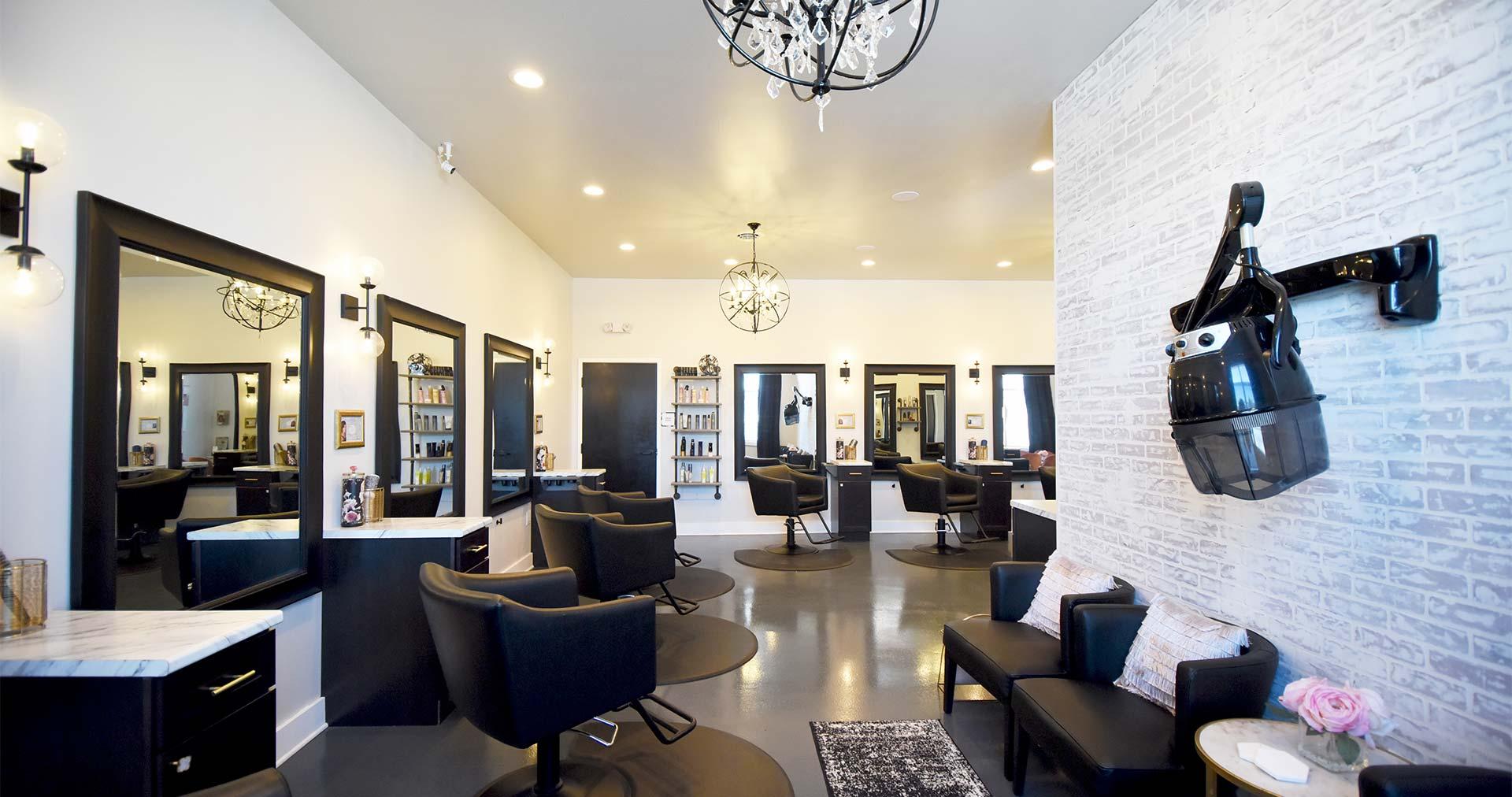 hair salon latham